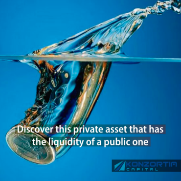 Private Company Creates A New Asset Class With the Liquidity of a Public One