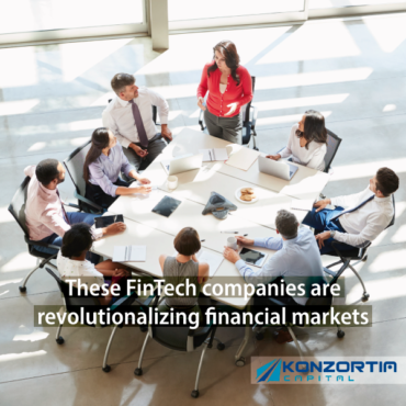 A Consortium of Fintech companies is looking to revolutionize financial markets