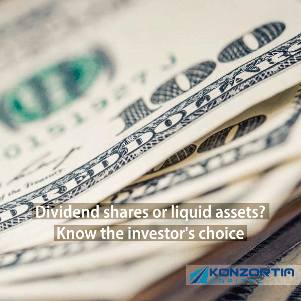 Dividend Paying Shares vs. Liquid Instruments. Read the Investors Choice.