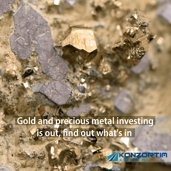 Gold and Precious Metal Investors are investing In These Emerging Industries.