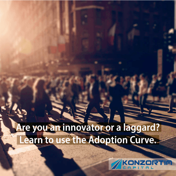 "FINTECH DIGEST: Is Staying Ahead of the ""Adoption Curve"" Necessary for Disruptive Growth?"