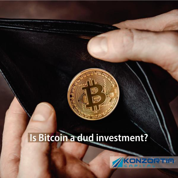 BLOCKCHAIN NEWS: Why is Bitcoin not a viable investment?