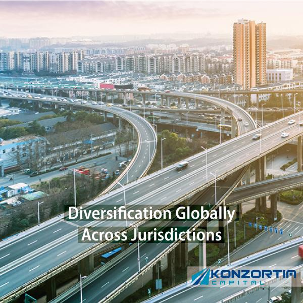 Investor´s Strategy: Diversification Globally Across Jurisdictions
