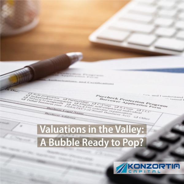 Valuations in the Valley: A Bubble Ready to Pop?