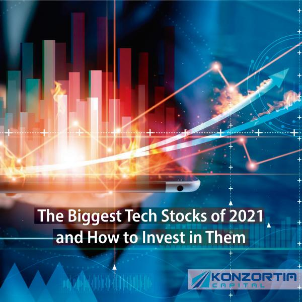 The Biggest Tech Stocks of 2021 and How to Invest in Them