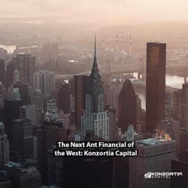 The Next Ant Financial of the West: Konzortia Capital