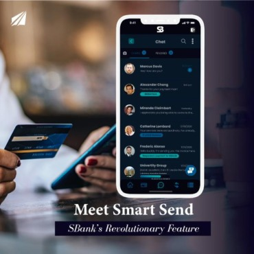 Meet Smart Send: SBank's Revolutionary Feature