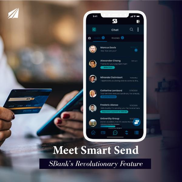 Meet Smart Send: SBank's Revolutionary Feature