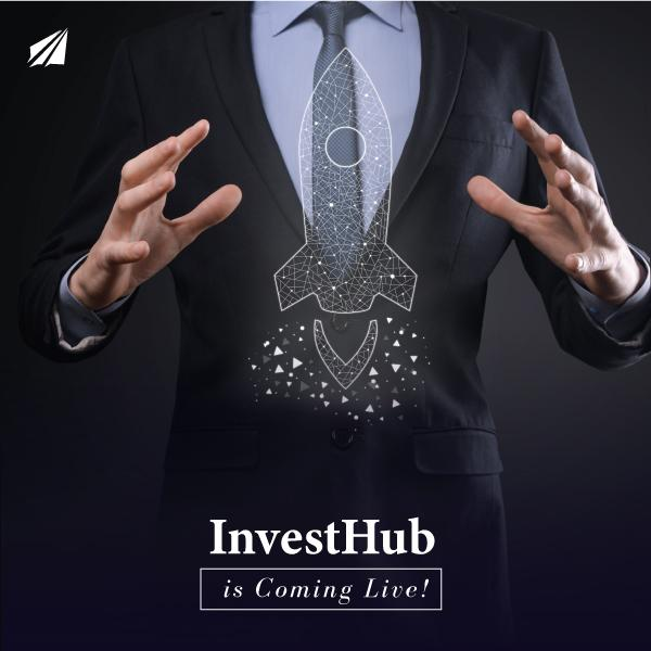 InvestHub is Coming Live!