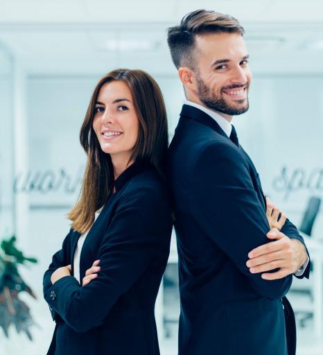 businessman-businesswoman 1