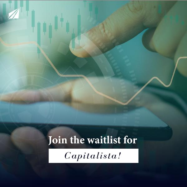 Join the waitlist for Capitalista!